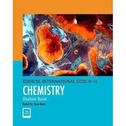 Edexcel IGCSE (9-1) Chemistry Student Book