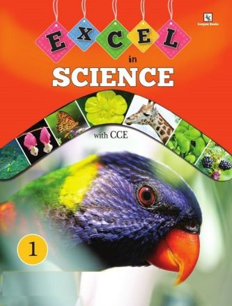 Excel in Science. Book – 1