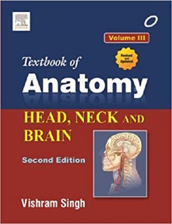 Textbook of Anatomy Vol. 3